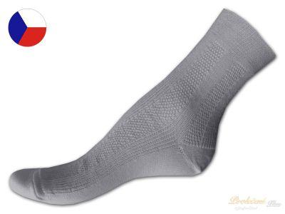 Bavlněné ponožky české výroby • Povlečení Plus 69bed8bf41